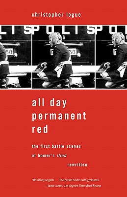 All Day Permanent Red By Logue, Christopher
