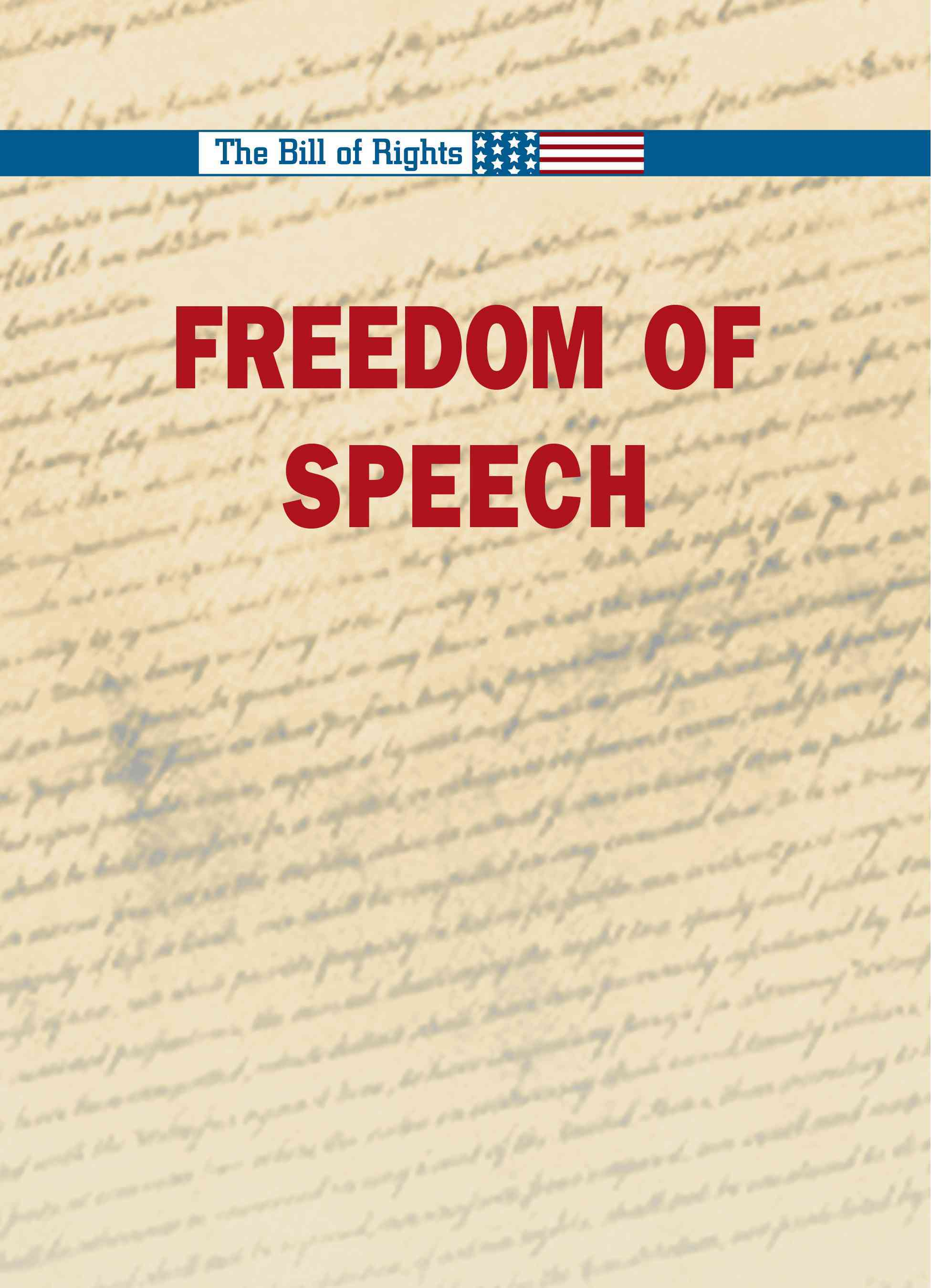 Freedom of Speech By Dudley, William (EDT)